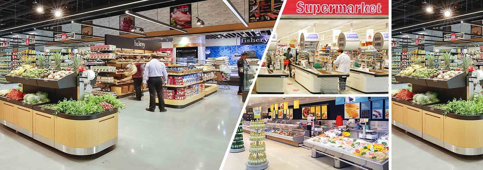 Supermarket Equipment & Refrigeration Supplier in Dubai UAE