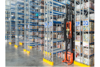 VNA-Very Narrow Aisle Pallet Racking