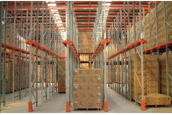 Drive In and Drive through Racks | Best Racking solution in dubai UAE