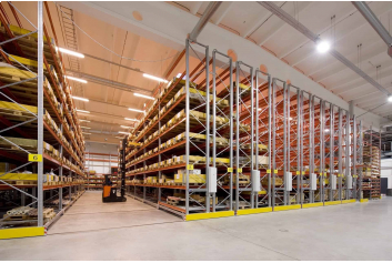 Drive In and Drive through Racks | Best warehouse solution in dubai