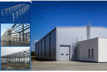 Prefabricated Steel Structure Solutions