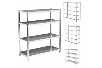 Stainless Steel Shelving Services