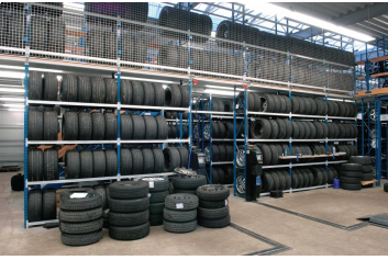 Tyre Racking Systems
